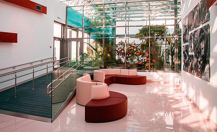 В центре протонно-лучевой терапии МИБС (СПб) созданы комфортные условия