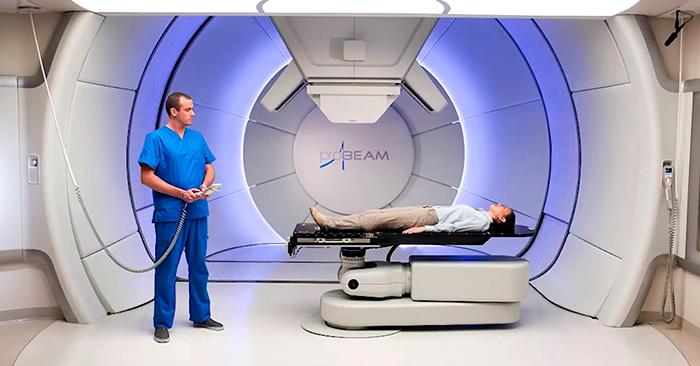 Лечение методом протонной терапии при раке предстательной железы