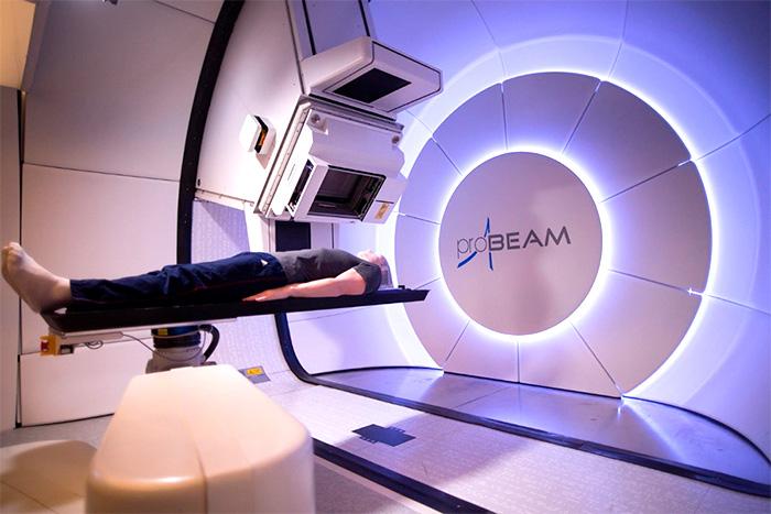Протонная терапия при раке органов головы и шеи