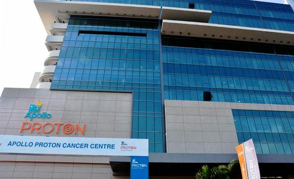 Центр протонной терапии Apollo в городе Ченнай, Индия
