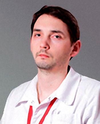 Воробьев Николай Андреевич
