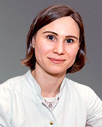 Зубаткина Ирина Сергеевна